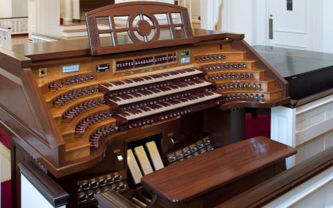 Completed Pipe Organ Projects | Peragallo Organ Company