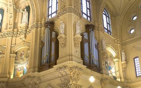 Featured Pipe Organs | Peragallo Organ Company